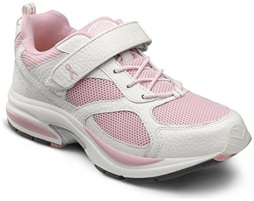 Dr. Comfort Women's Victory Pink Diabetic Athletic Shoes by Dr. Comfort
