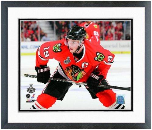 Jonathan Toews Chicago Blackhawks NHL Action Photo 12.5