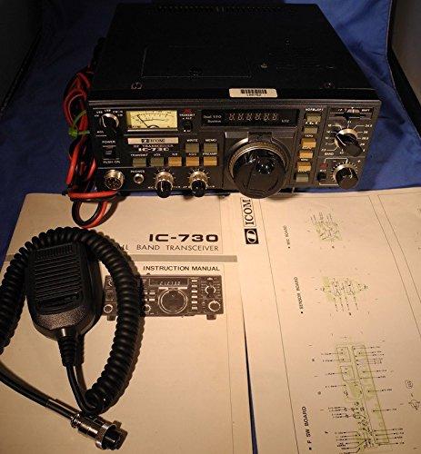 Aweek® Hand Microphone Speaker HM-36 For ICOM IC-77 IC-78 IC-25 IC