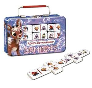 Rudolph Dominoes