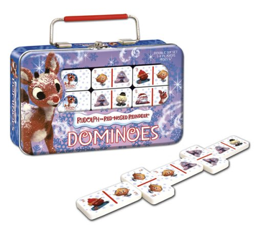 Rudolph Dominoes by USAopoly