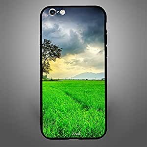 iPhone 6 Plus Garden Clouds