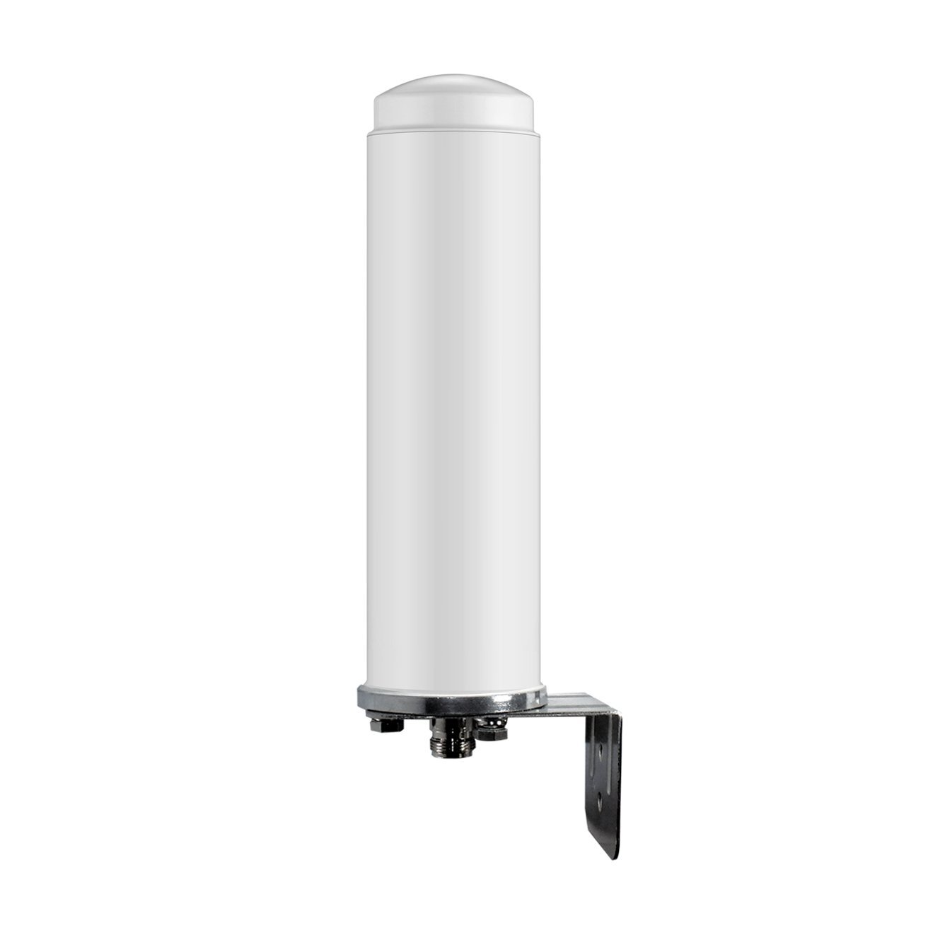 SureCall Wide Band Omni-Directional 50 Ohm Outdoor Antenna with N-Female Connector - White by SureCall (Image #1)