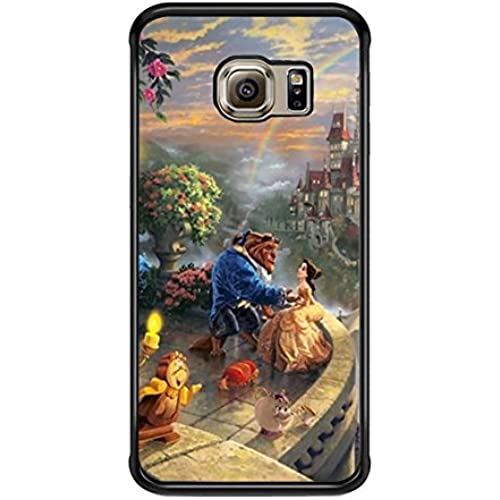 Generic hot cartoon Beauty and the Beast Hard Case for SamSung Galaxy S7 Sales