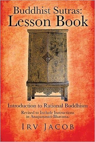 Buddhist Sutras Book 1