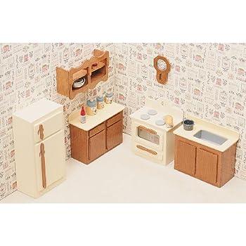 Merveilleux Greenleaf Dollhouse Furniture Kit For Kitchen