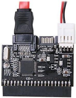 Gadgetpool PC-6 - Adaptador IDE a SATA IDE bidireccional: Amazon ...