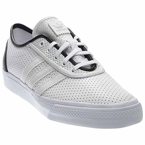 Adidas Originali Mens Seeley Premiere Fashion Sneaker Bianco / Nero / Bianco