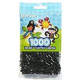 Perler Bead Bag, Black