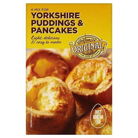 Baking Accs. & Cake Decorating Kitchen, Dining & Bar Tante Bessies Yorkshire-pudding-mix 128g