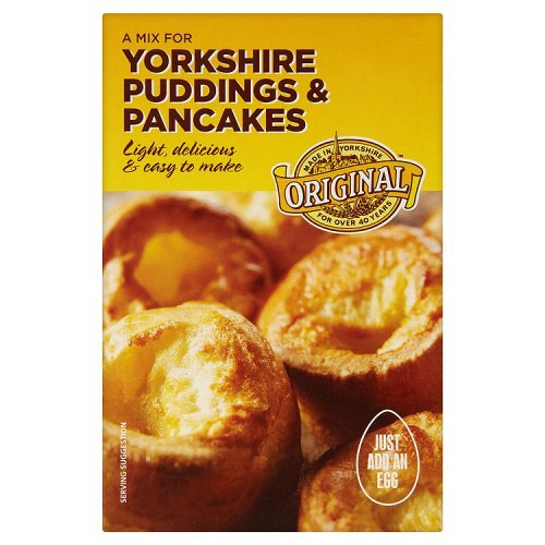 Price comparison product image Yorkshire Pudding Mix 142g
