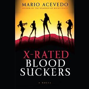X-Rated Bloodsuckers Audiobook