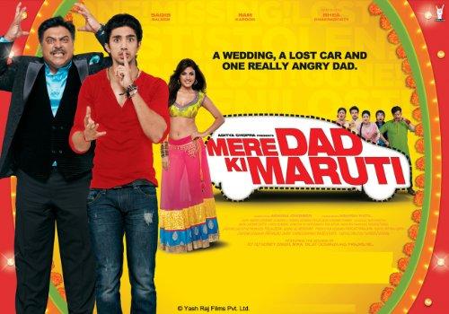 mere-dad-ki-maruti-hindi-movie-bollywood-film-indian-cinema-dvd