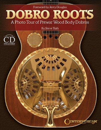 Dobro Roots: A Photo Tour of Prewar Wood Body Dobros (Musical Dobro Instrument)