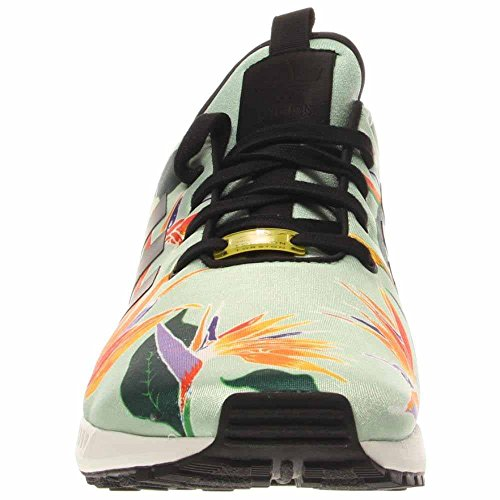 free shipping clearance adidas ZX Flux NPS Men's Running Shoes Blush Green / Core Black / Yellow free shipping discount purchase cheap price discount many kinds of eWohb4M
