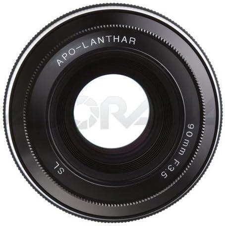 Voigtlander 90mm F 3 5 Sl Ii Apo Lanthar Cpu Kamera