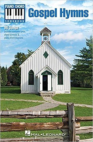 Gospel Hymns Piano Chord Songbook Hal Leonard Corp