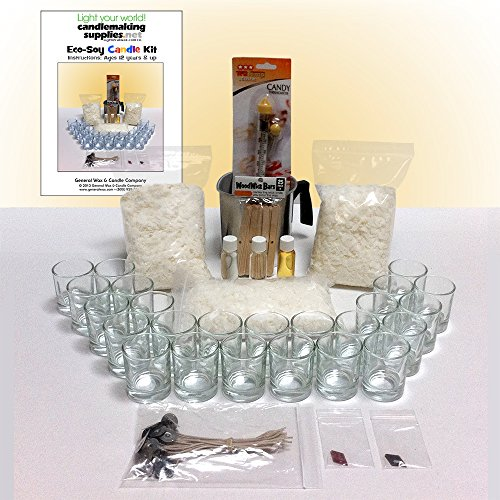 Eco-Soy Candle Making Kit (Soy Candle Making Supplies compare prices)