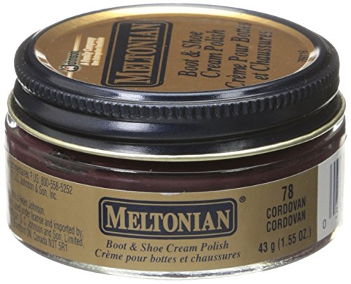 Meltonian Shoe Cream Polish Cordovan 078