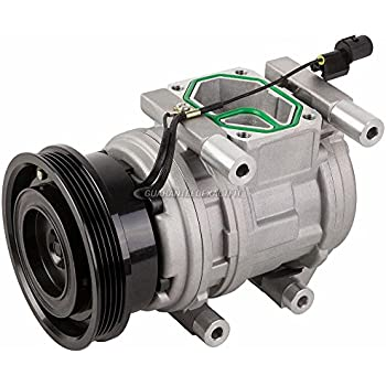 AC Compressor & A/C Clutch For Kia Sportage and Hyundai Tucson 2007-2010 - BuyAutoParts 60-03362NA NEW