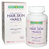 Cheap Nature's Bounty Optimal Solutions Hair, Skin & Nails Softgels ,500 Count ,Bounty-ry3g Nature's-jp