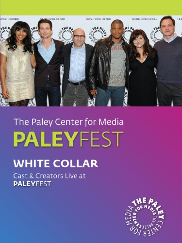 White Collar: Cast & Creators Live at - Row Toggle
