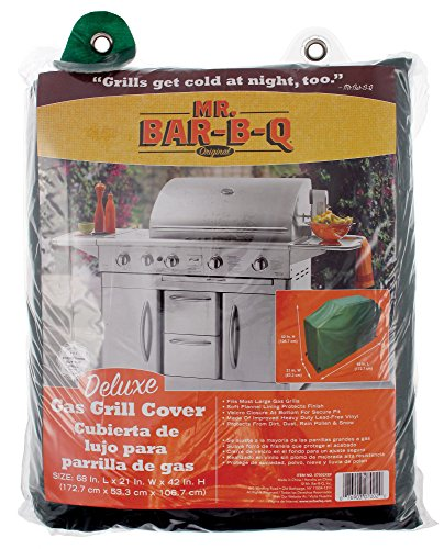 Mr Bar B Q Deluxe Gas Grill Cover-Large 68