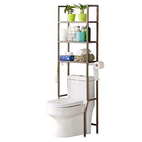 BSSRC No Hay Taladro en la Esquina del baño Estante de Ducha ...