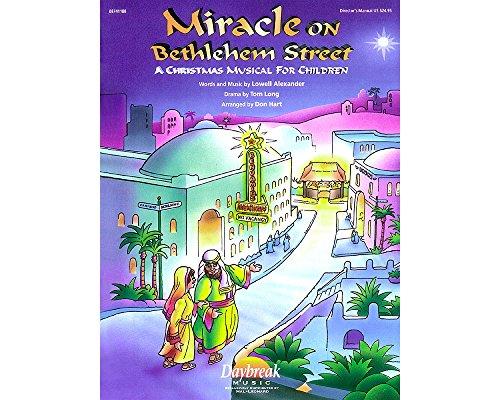 (Daybreak Music Miracle on Bethlehem Street PREV CD Arranged by Don Hart)