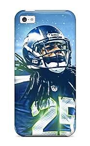 Nuevo estilo 3YMBL40R51MR73ET seattleeahawks NFL deportes y colegios nuevo iPhone 5c casos