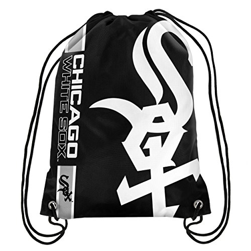Forever Collectibles MLB Chicago White Sox Unisex 2015 Drawstring Back Pack, Team Color, One Size