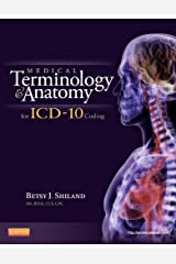 Medical Terminology and Anatomy for ICD-10 Coding Paperback