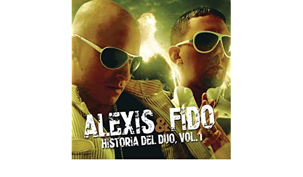 Historia del Dúo, Vol. 1 by Alexis & Fido on Amazon Music ...