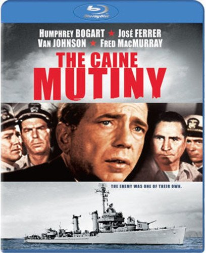 Blu-ray : The Caine Mutiny (Dubbed, Widescreen, Dolby, AC-3, )