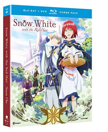 Snow White With the Red Hair: Season One (Blu-ray/DVD Combo)