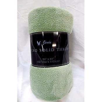 Amazon.com: La Casa Plush Sherpa Throw Blanket for Couch ...