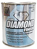 KBS Coatings 8304 DiamondFinish Clear Coat - 1 Pint