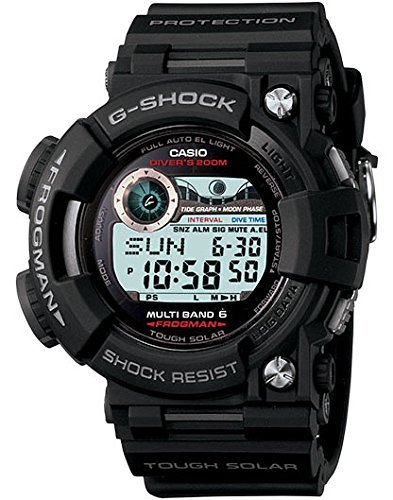 Casio G Shock Frogman Digital GWF1000 1