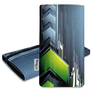 Stilbag Funda 'MIKA' para Sony Xperia Z1 compact - Diseño: Futuristic