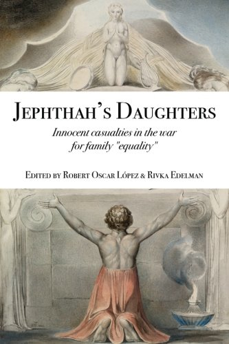 Jephthah's Daughters: Innocent Casualties in the War for Family (Huldah Print)