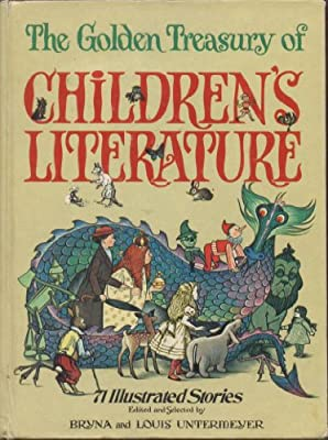Image result for golden treasury of children's