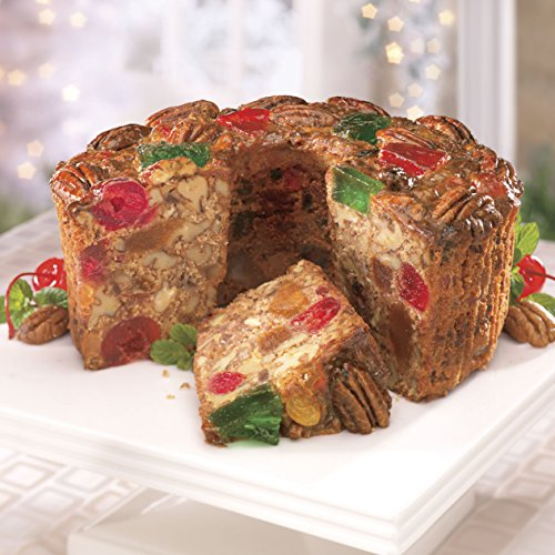 2-lbs. Christmas Fruit Cake from The Swiss Colony Christmas Fruitcake