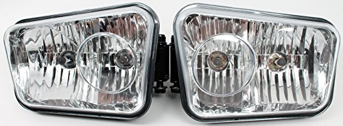 Arctic Cat 2002-2005 Left And Right Headlight Lamp Kit 0409-031 0409-032 New OEM