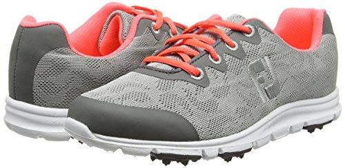 FootJoy Women's Enjoy Golf Shoes Grey Mist Size 8.5 M US by FootJoy (Image #5)