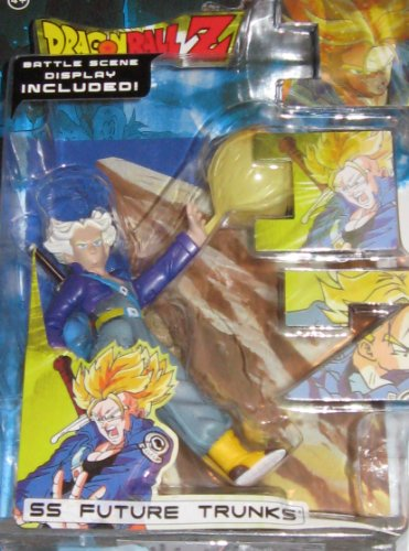 Dragonball Z Series 18 Action Figure SS Future Trunks (Future Trunks Action Figure compare prices)