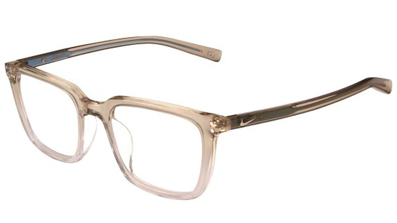 1a9b169e88 Eyeglasses NIKE 37 KD 272 COBBLESTONE SILVER at Amazon Men s Clothing store
