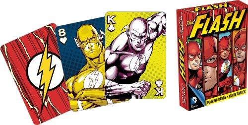 Aquarius DC Comics Flash Playing Cards (Comics Playing Cards)
