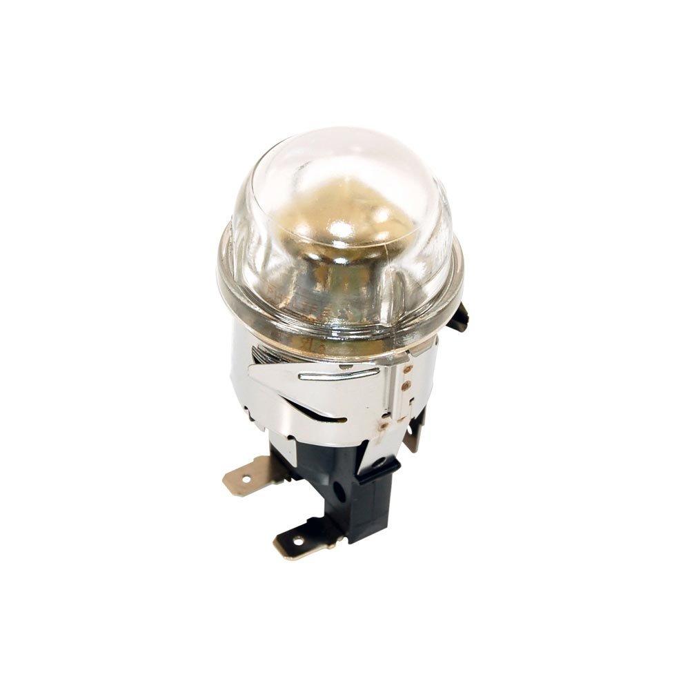 Genuine SMEG Oven LAMP ASSEMBLY (Lamp, Cover & Holder)