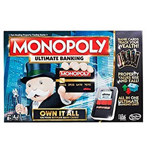 Monopoly Game: Ultimate Banking Edition...