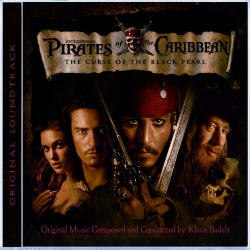 Pirates Of The Caribbean The Curse Of The Black Pearl 2003 07 22 Amazon Com Music